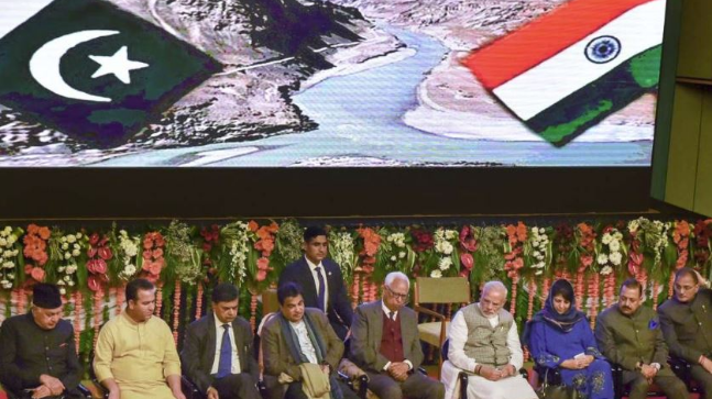 After the inauguration of the Kishanganga hydroelectric power station on May 19 by PM Modi, a rattled Pakistan approached the World Bank, which is the nodal agency mediating on the Indus Waters Treaty matter.