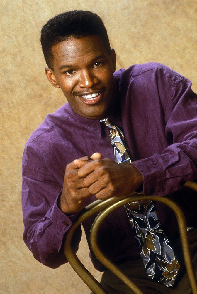 Jamie Foxx in In Living Color | Fox-Tv/Kobal/Shutterstock