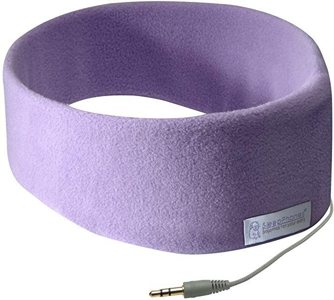 "<h3><h2>AcousticSheep SleepPhones Classic</h2></h3><br>From the makers of the popular <a href=""https://www.thegrommet.com/products/acousticsheep-runphones-wireless"" rel=""nofollow noopener"" target=""_blank"" data-ylk=""slk:RunPhones"" class=""link rapid-noclick-resp"">RunPhones</a>, meet SleepPhones. With a cozy fleece fabric that — yep — has concealed flat speakers on either side, these are perfect for slipping on and entering Dreamland.<br><br><em>Shop</em> <strong><em><a href=""https://amzn.to/38UZCwU"" rel=""nofollow noopener"" target=""_blank"" data-ylk=""slk:SleepPhones"" class=""link rapid-noclick-resp"">SleepPhones</a></em></strong><br><br><strong>AcousticSheep</strong> SleepPhones Classic, $, available at <a href=""https://amzn.to/3eCsV8x"" rel=""nofollow noopener"" target=""_blank"" data-ylk=""slk:Amazon"" class=""link rapid-noclick-resp"">Amazon</a>"