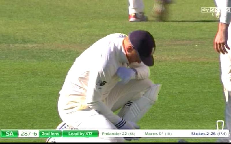 Bairstow - Credit: Sky Sports