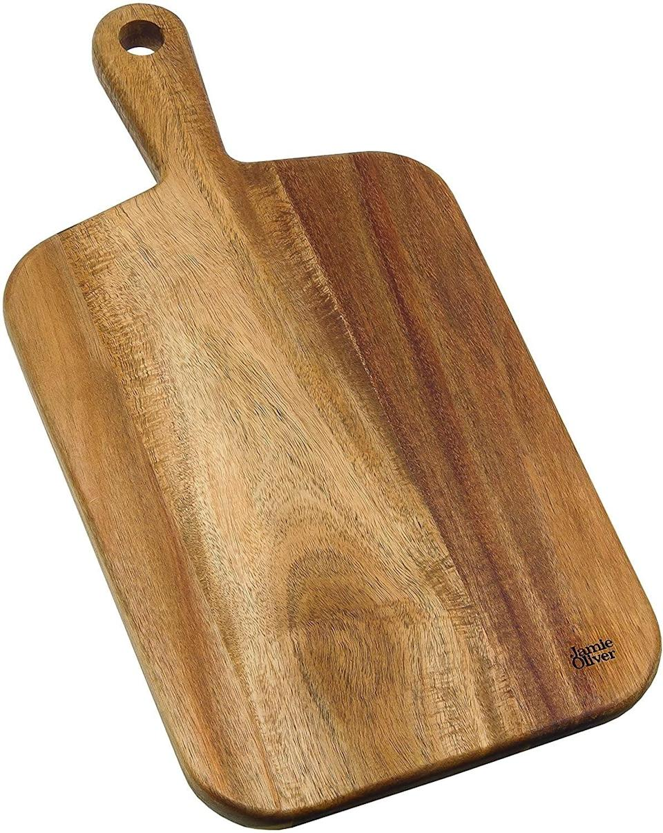 <p><span>Small Cutting Board</span> ($16, originally $22)</p>
