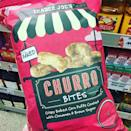 """<p>There's nothing quite like a warm churro full of cinnamon. But since they aren't always easy to come by, Churro Bites are the <a href=""""https://www.traderjoes.com/digin/post/churro-bites"""" rel=""""nofollow noopener"""" target=""""_blank"""" data-ylk=""""slk:delicious, crispy snack that will help your craving!"""" class=""""link rapid-noclick-resp"""">delicious, crispy snack that will help your craving!</a></p>"""