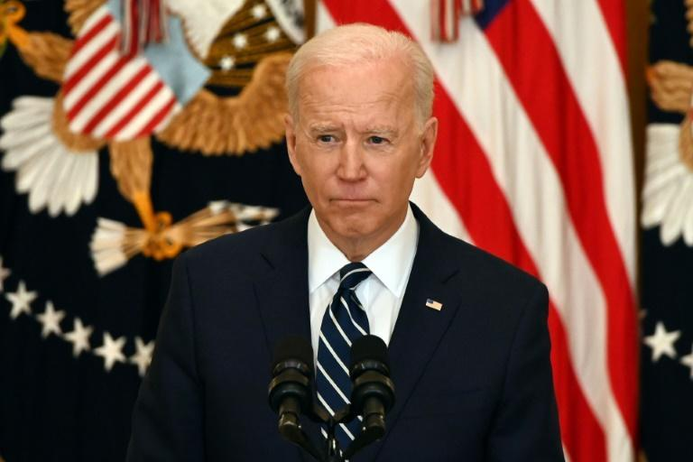 US President Joe Biden at a news conference warns North Korea of consequences for provocations but offers diplomacy
