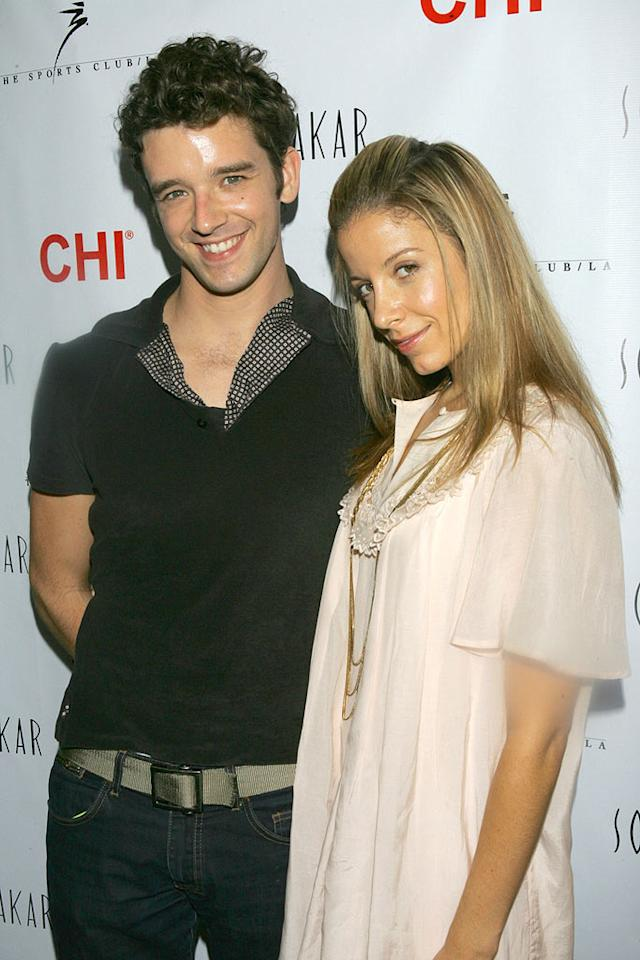 """Ugly Betty's"" Michael Urie is a snazzy dresser in real life. Michael Bezjian/<a href=""http://www.wireimage.com"" target=""new"">WireImage.com</a> - September 13, 2007"