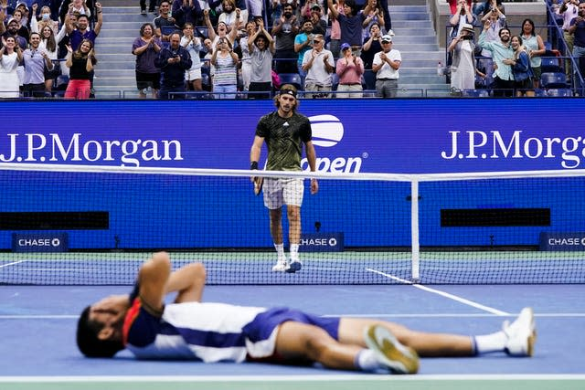 This is what it means to Carlos Alcaraz to beat Stefanos Tsitsipas