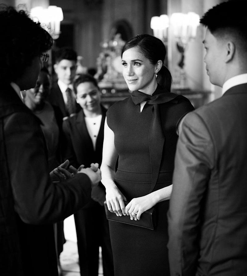 Photo credit: (c) The Duke and Duchess of Sussex/Chris Allerton