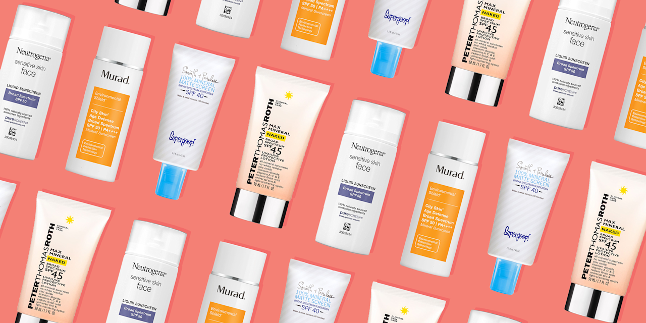 """<p>When you think of <a href=""""https://www.prevention.com/beauty/skin-care/g20174383/best-sunscreens/"""" target=""""_blank"""">sunscreen</a>, your mind probably jumps to the greasy, pore-clogging, strongly-scented lotion from your childhood days at the pool. The benefit: You protect your skin from <a href=""""https://www.prevention.com/beauty/skin-care/a27467283/how-to-prevent-wrinkles/"""" target=""""_blank"""">premature wrinkles</a> and serious health issues like <a href=""""https://www.prevention.com/health/health-conditions/a20889128/skin-cancer-facts/"""" target=""""_blank"""">skin cancer</a>. The downside? That sticky, goopy mess may leave you with another annoying skin issue: <a href=""""https://www.prevention.com/beauty/a20488273/best-adult-acne-treatments/"""" target=""""_blank"""">acne</a>.<br></p><p>It's true that sunscreen can cause you to breakout—but it's important that you don't skip it, even if you have acne-prone skin. In fact, since acne-prone skin is <em>so</em> sensitive, it's even more important to protect it from the sun's harmful UV rays. </p><p>""""Using <a href=""""https://www.prevention.com/beauty/skin-care/a20438743/best-treatments-for-adult-acne/"""" target=""""_blank"""">acne medication</a> like <a href=""""https://www.prevention.com/beauty/skin-care/g22718511/best-retinol-face-cream/"""" target=""""_blank"""">retinol</a> can make the skin sensitive to sun,"""" says <a href=""""https://www.mdcsnyc.com/provider/dendy-engelman-md"""" target=""""_blank"""">Dendy Engelman, MD</a>, a board-certified dermatologic surgeon in New York City. """"People with acne have potential to develop post-inflammatory hyperpigmentation. Sun exposure can make this worse and increase the potential of having the pigment last much longer than it would otherwise."""" Hello, <a href=""""https://www.prevention.com/beauty/skin-care/g21237048/acne-scar-treatment/"""" target=""""_blank"""">acne scars</a>.</p><p>That's why fear of new pimples shouldn't get in the way of all the benefits of sunscreen. Plus, many sunscreens are now specifically designed with acne-prone skin """