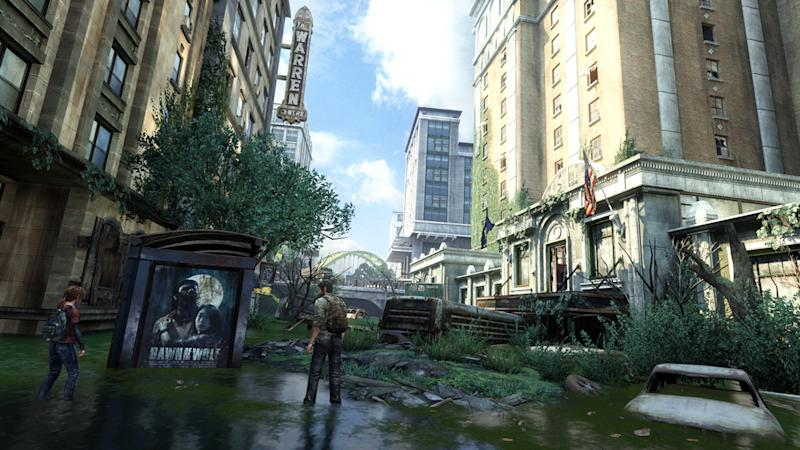 A beautiful wasteland for 'The Last of Us'