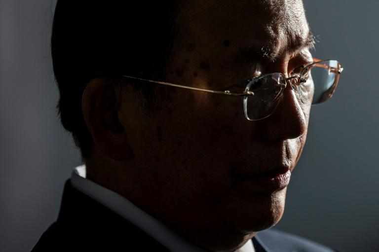 Tokyo 2020 Olympics CEO Toshiro Muto said cancelling the Games had not been discussed