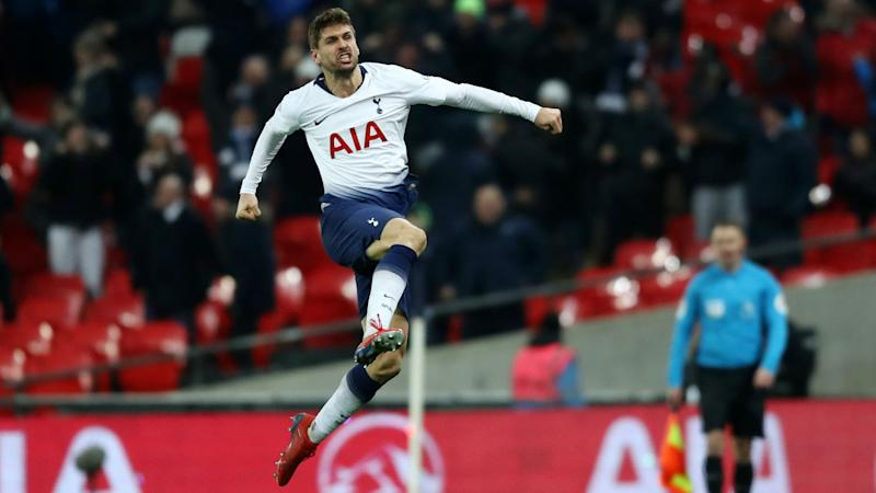 Tottenham 2 Watford 1 Returning Son and Llorente spark late turnaround