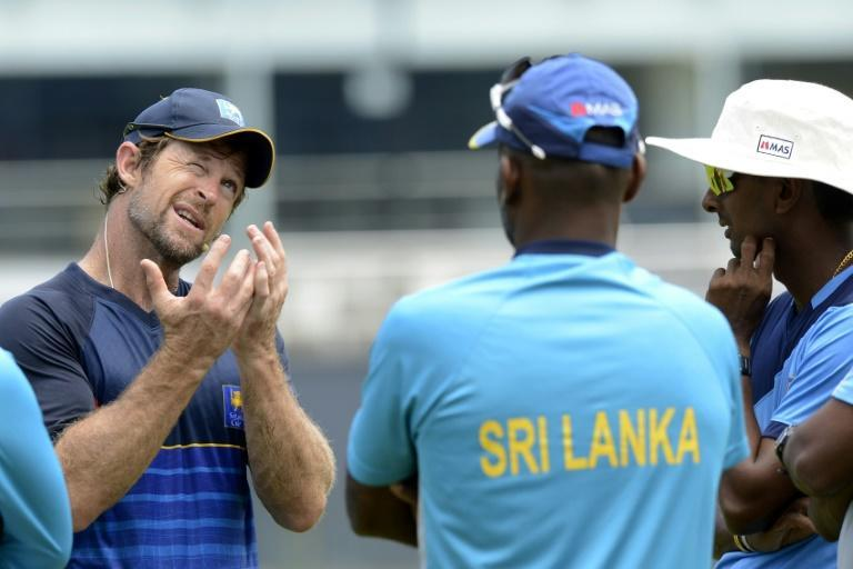 Former South African Test cricketer Jonty Rhodes (left) has years of international coaching experience to bring to Sweden