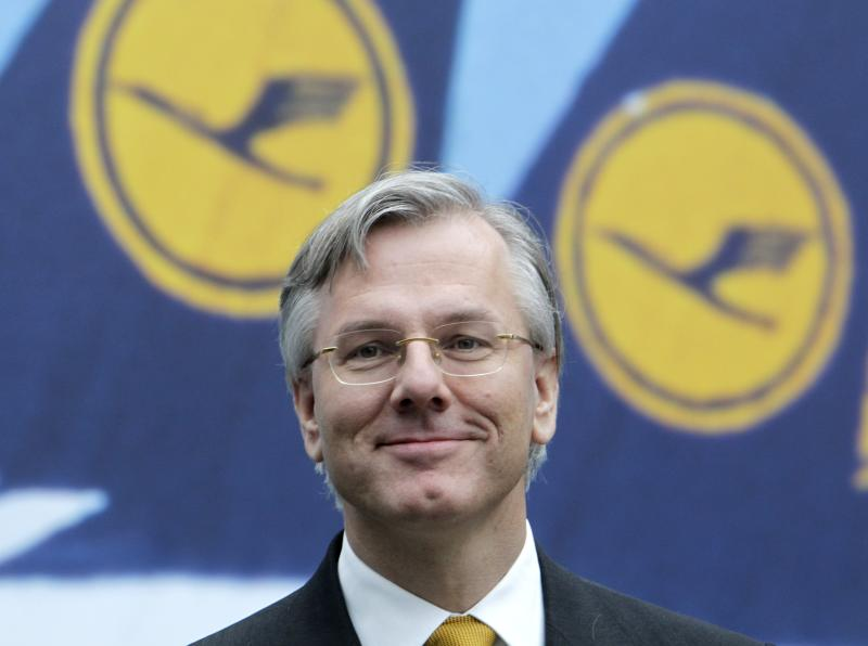 Roche to tap Lufthansa CEO as new board chairman