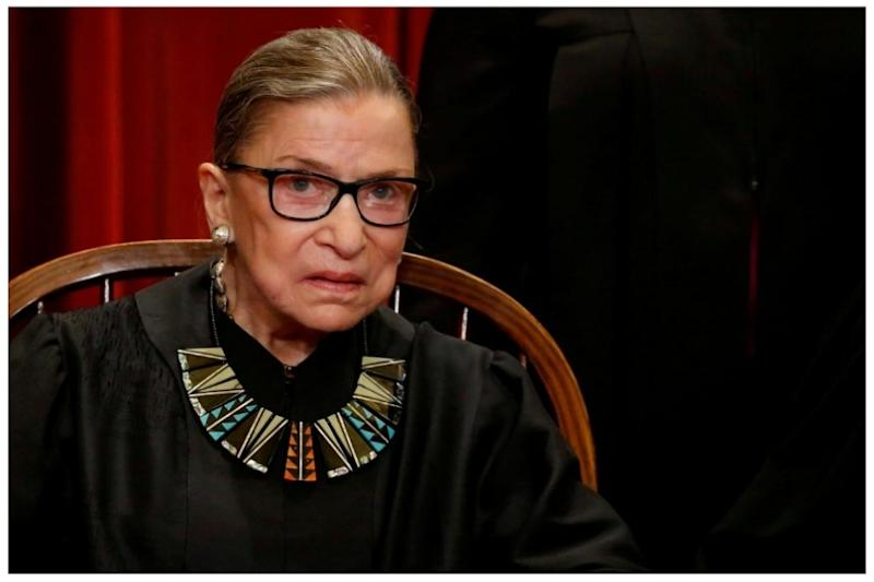 US Judge Ruth Bader Ginsburg Says Secret to a Good Marriage is to be 'a Little Deaf'