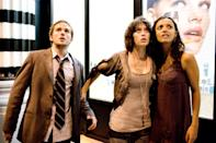 "<p>A group of New Yorkers start out their night at a going-away party but end up in the middle of a massive monster attack. You know, as one does. </p> <p><a href=""https://www.hulu.com/movie/cloverfield-455f11ac-40d7-4b12-817f-57c9ba627d28"" rel=""nofollow noopener"" target=""_blank"" data-ylk=""slk:Available to stream on Hulu"" class=""link rapid-noclick-resp""><em>Available to stream on Hulu</em></a></p>"