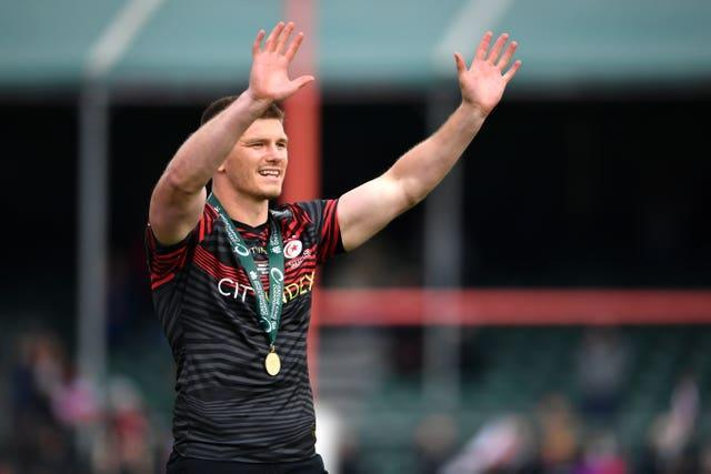 England captain Owen Farrell has also joined up with the Lions in Jersey