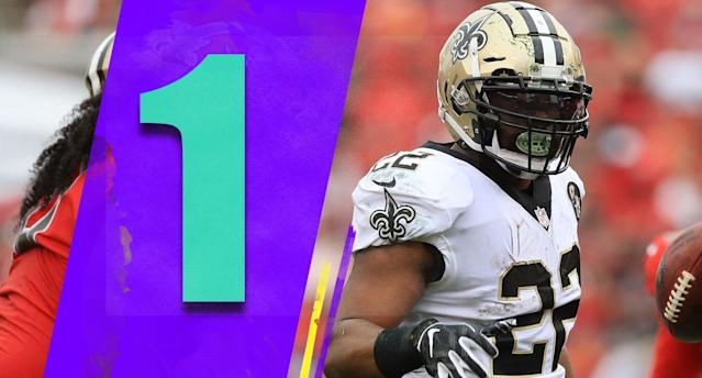 <p>It was hard to move the Saints back to the No. 1 spot considering how badly they struggled for six quarters against the Cowboys and Buccaneers. But they came alive in the second half at Tampa, they have a win over the Rams and they still seem like the most complete of the three teams vying for the top spot. (Mark Ingram) </p>