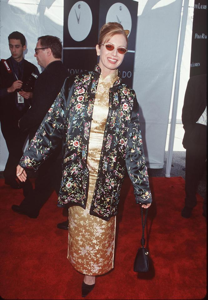 """Traci Lords, 1999<br><br>She got her start in adult films, so perhaps our expectations are too high.<br><br>Watch the 2012 red carpet arrivals <a target=""""_blank"""" href=""""http://movies.yahoo.com/oscars/videos/2012-independent-spirit-awards-red-carpet-28426344.html"""">here</a>!<br><br><a target=""""_blank"""" href=""""http://bit.ly/lifeontheMlist"""">Follow Matt Whitfield on Twitter!</a>"""