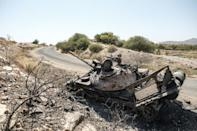 Hundreds have died in nearly three weeks of hostilities that analysts worry could draw in the broader Horn of Africa region