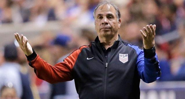 Arena must find a way for his USMNT to cope with two games at altitude. (AP)