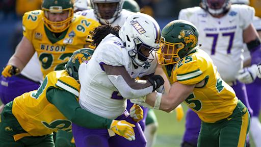 Follow North Dakota State vs. James Madison in the FCS championship game
