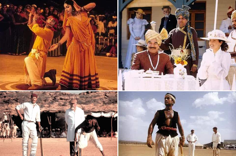 Ashutosh Gowariker's period drama fetched the designer another National Award.