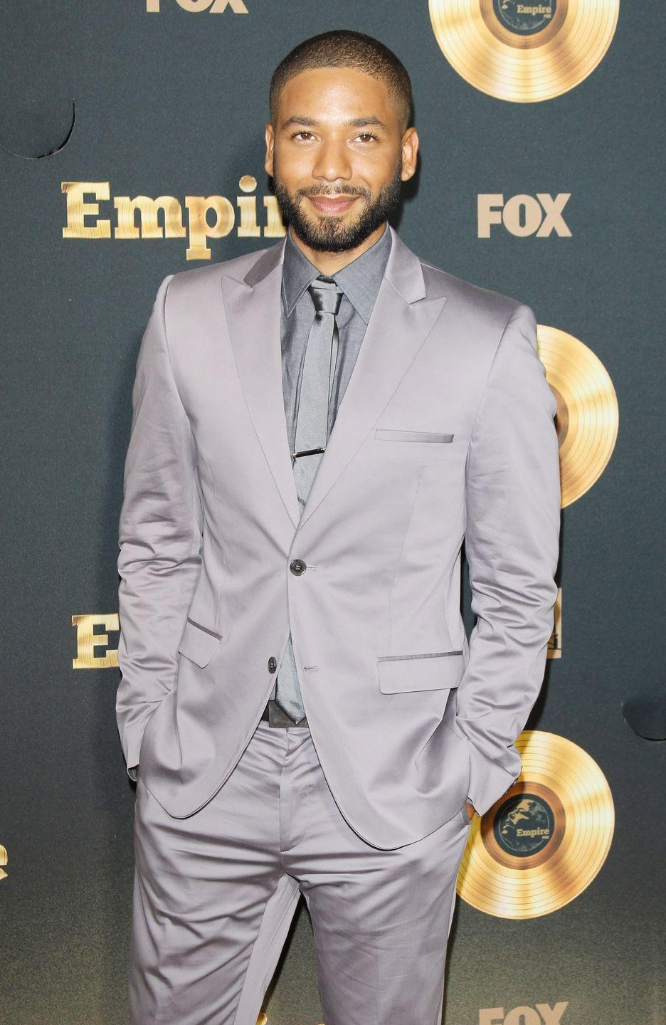 <p>You'll probably recognize Jussie as one of the breakout stars of FOX's hit drama <em>Empire</em>, where he played Jamal Lyon, the middle son of hip-hop mogul Luscious and his ex-wife Cookie.</p>