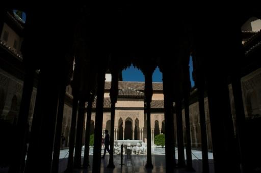 The Alhambra is one of Spain's most-visited monuments