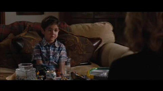 <p> <strong>What Was Cut:&#xA0;</strong>&quot;Wanna watch me dance?&quot; </p> <p> This is a brilliantly kooky scene in which Annie (Kristen Wiig) meets the young son of a guy she&apos;s going on a date with. It was cut when it was decided that we didn&apos;t need to see Annie going on a load of unfortunate dates amid the rest of her tribulations. </p> <p> <strong>If It Had Stayed In:&#xA0;</strong>An over-long film would have been even over-longerer. Though it&apos;s a great, funny scene, the film still works perfectly well without it. </p>