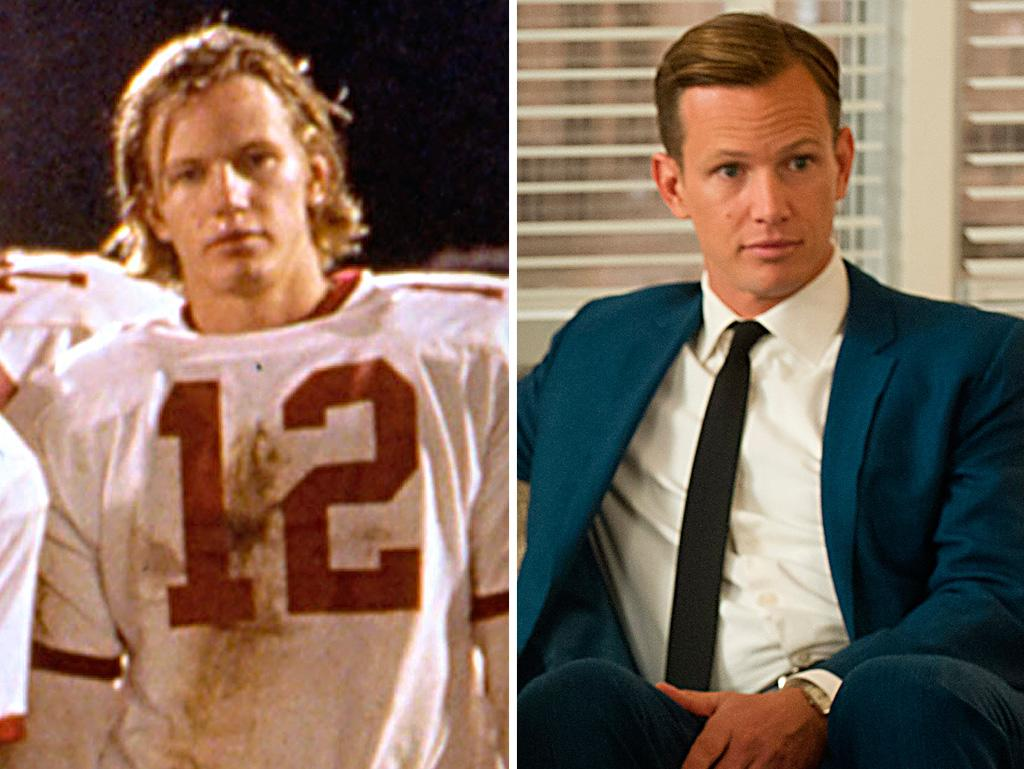 "Remember this Titan? We know Kip Pardue as quarterback Ronnie ""Sunshine"" Bass from the Denzel Washington sports movie ""Remember the Titans."" He also appeared on ""ER"" and ""House"" before joining ""Mad Men"" as Heinz executive Tim Jablonski, who gave Don and the firm a shot at the lucrative Heinz ketchup account."