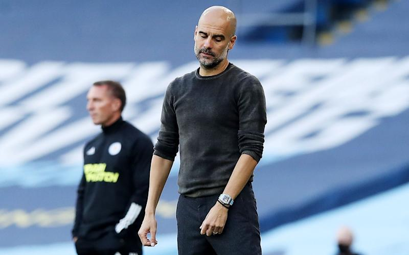 Guardiola is closing in on taking his spending on defenders to £400m - Shutterstock