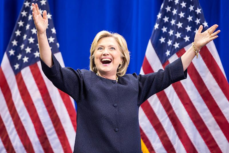 Hillary Clinton and More Badass Women Who Inspire Us