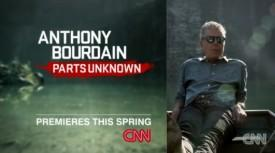 Anthony Bourdain's CNN Series 'Parts Unknown' To Premiere April 14