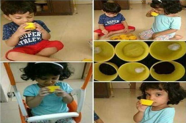 Toddler Activities To Stimulate Their Five Senses: Smell