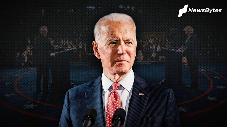 #USAElections2020: Biden leads in traditionally red state Georgia; Trump suffers
