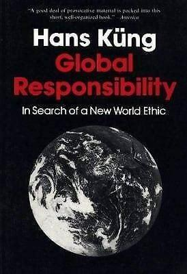 The book that led to the establishment of a foundation in 1995, with Küng as its president