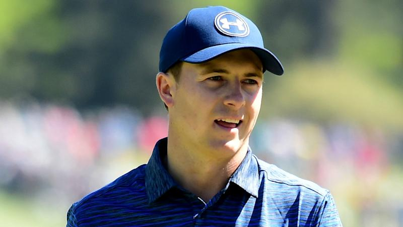 Spieth expects big swing at 18th hole, literally and figuratively