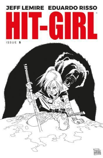 Hit-Girl is out now via Image Comics