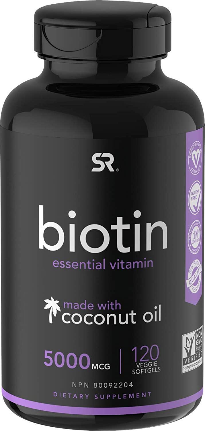 sports research, best biotin hair supplements