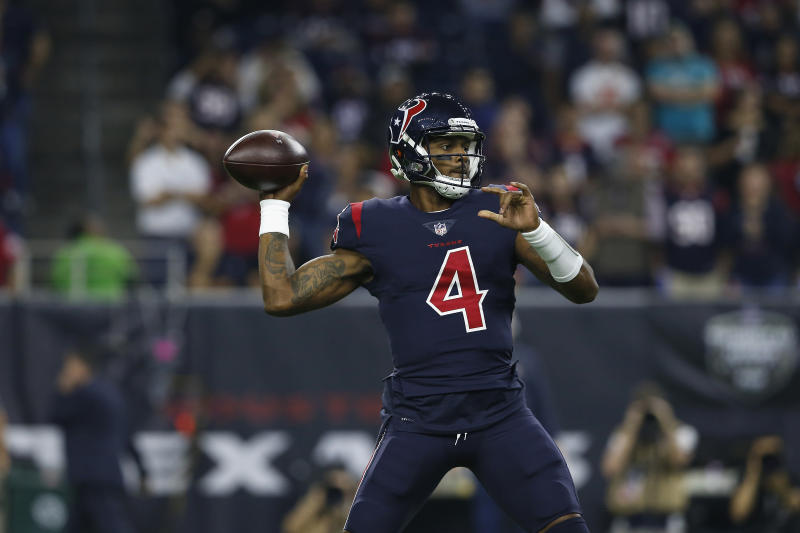 How To Watch The Titans Vs Texans Monday Night Football Game