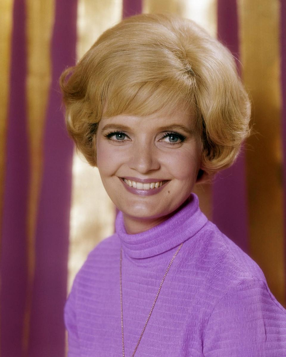<p>Actress Florence Henderson of 'The Brady Bunch' died on Nov. 24, 2016 at 82 from heart failure. Photo from Getty Images </p>