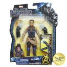 <p>The packaging artwork reveals a new look at Letitia Wright's warrior-princess Shuri and her power gloves. $9.99 (Photo: Hasbro) </p>