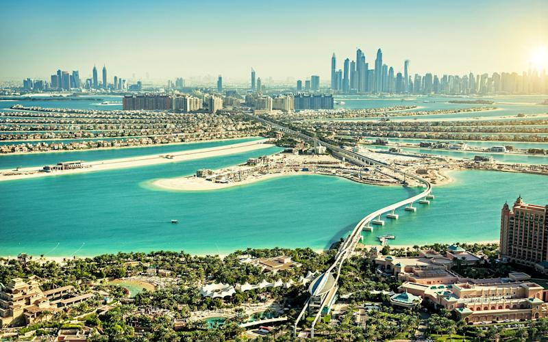 Back in the mid-Nineties, fewer than 40,000 of us went to the UAE. Now it is almost one million - Nikada
