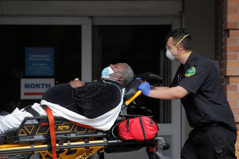 At-home COVID-19 deaths may be significantly undercounted in New York City
