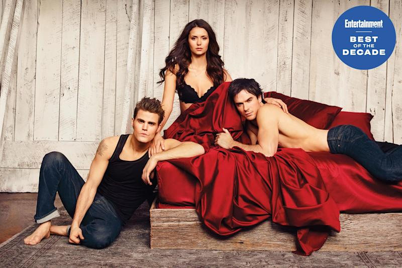 Best of the Decade: The Vampire Diaries delivered a perfect love triangle in its third season