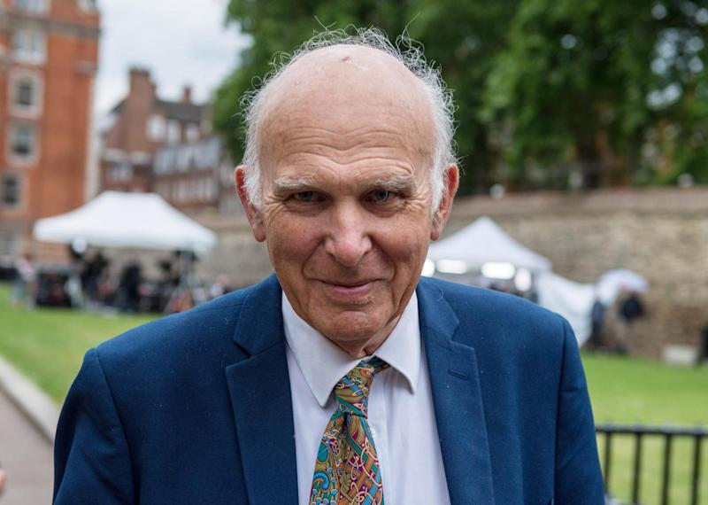 Absent: Vince Cable: (Photo by Chris J Ratcliffe/Getty Images) (Getty Images)