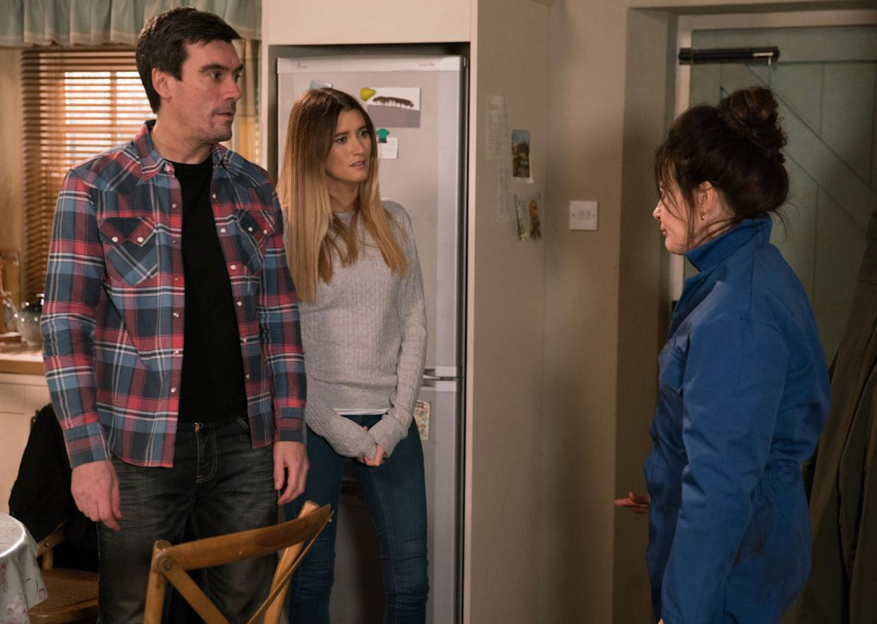 <p>Will he listen when Moira suggests he should actually take the time to get to know his mother better?</p>