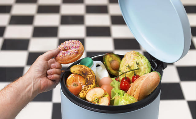 Food waste needs to be reduced (Getty)