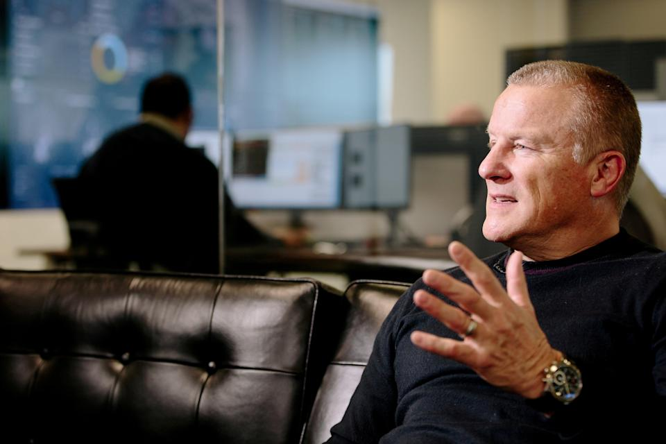 <p>Neil Woodford is advising Acacia</p> (REUTERS)