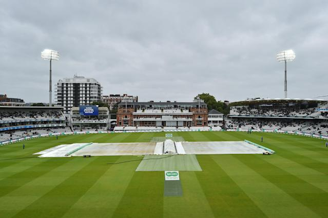 With any luck, the rain will stay away from Leeds. (Photo by Glyn KIRK / AFP)