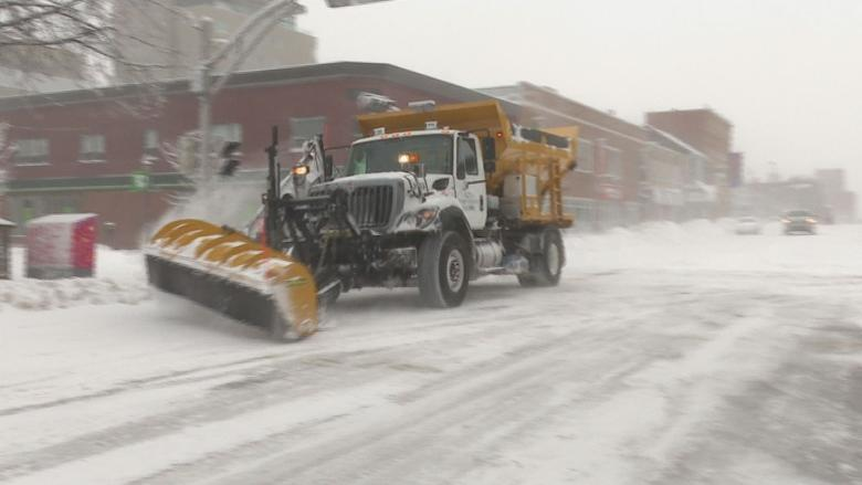 Charlottetown extends snow removal parking ban